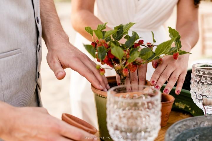 Cerimônia de Casamento: descubra qual ritual de unidade toca mais o seucoração